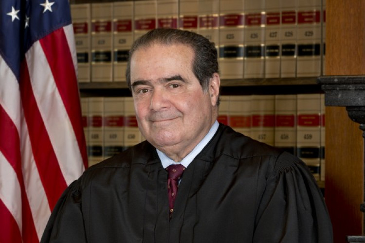 Antonin Scalia, RIP