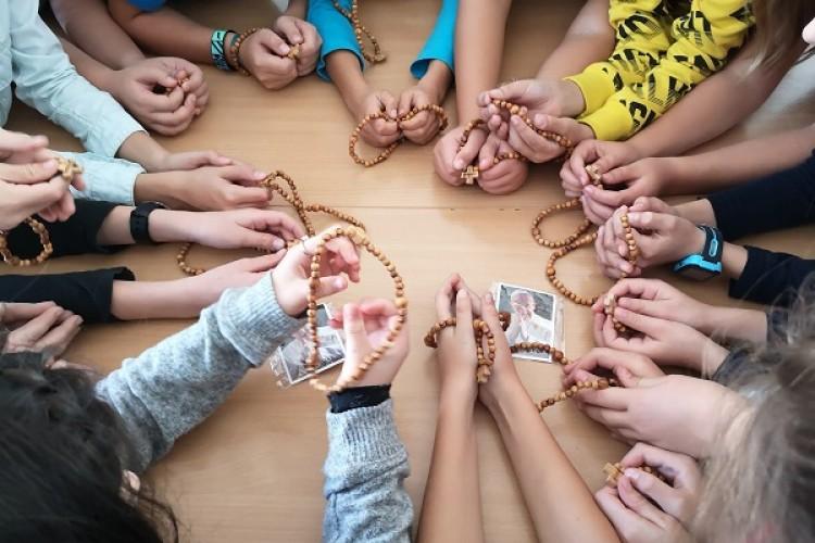 Milión detí, ktoré sa modlia ruženec, môže zmeniť svet