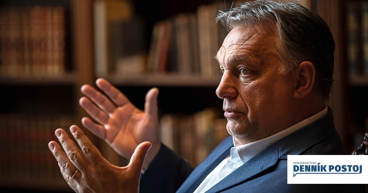 Viktor Orbán /  Dnes už neexistuje liberálna demokracia, s liberálmi vediem zápas o slobodu