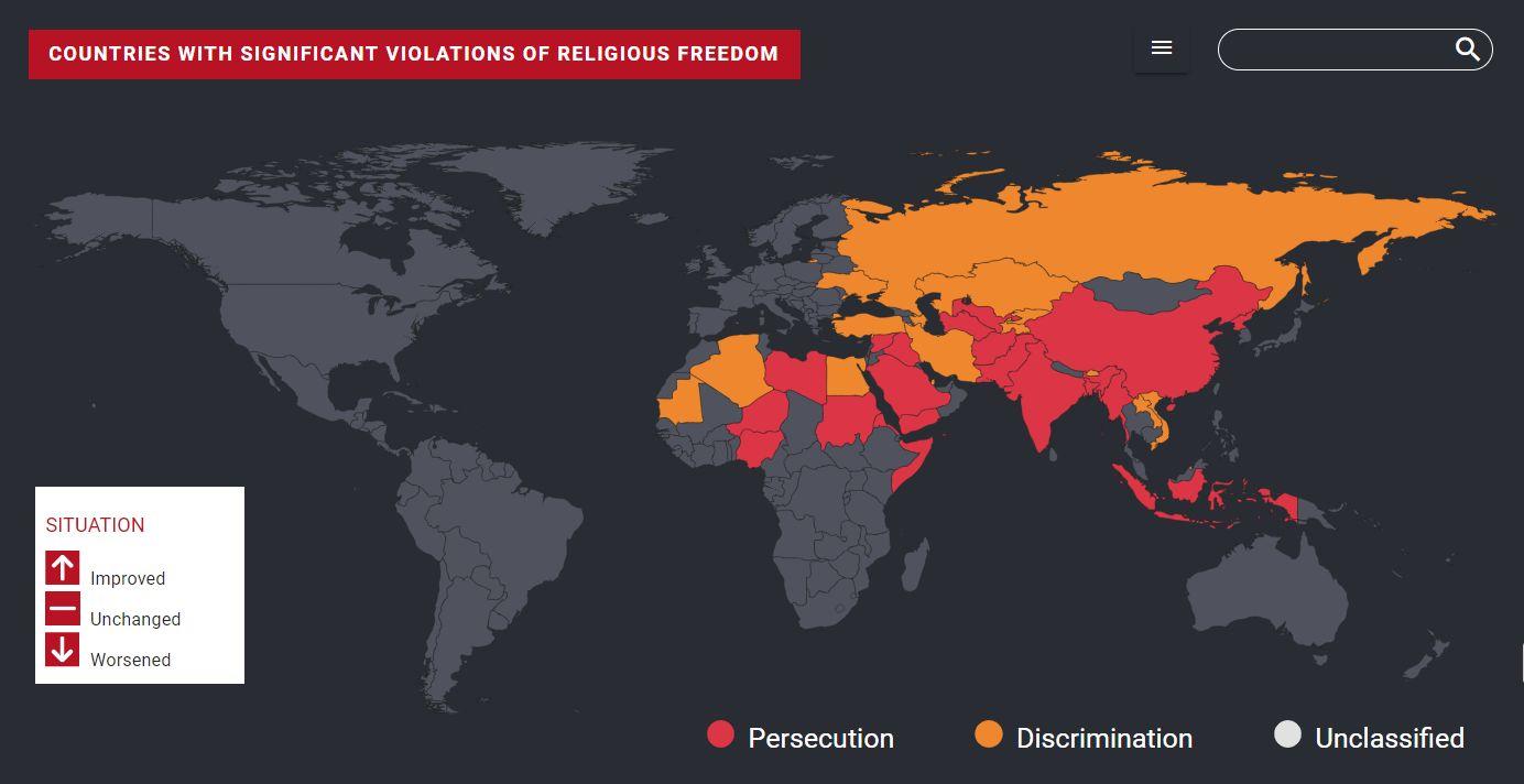 Preco Sa Uz Zapad Nestara O Nabozensku Slobodu Vo Svete